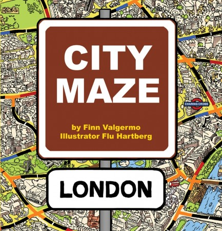 City Maze - London - Reiseutgave